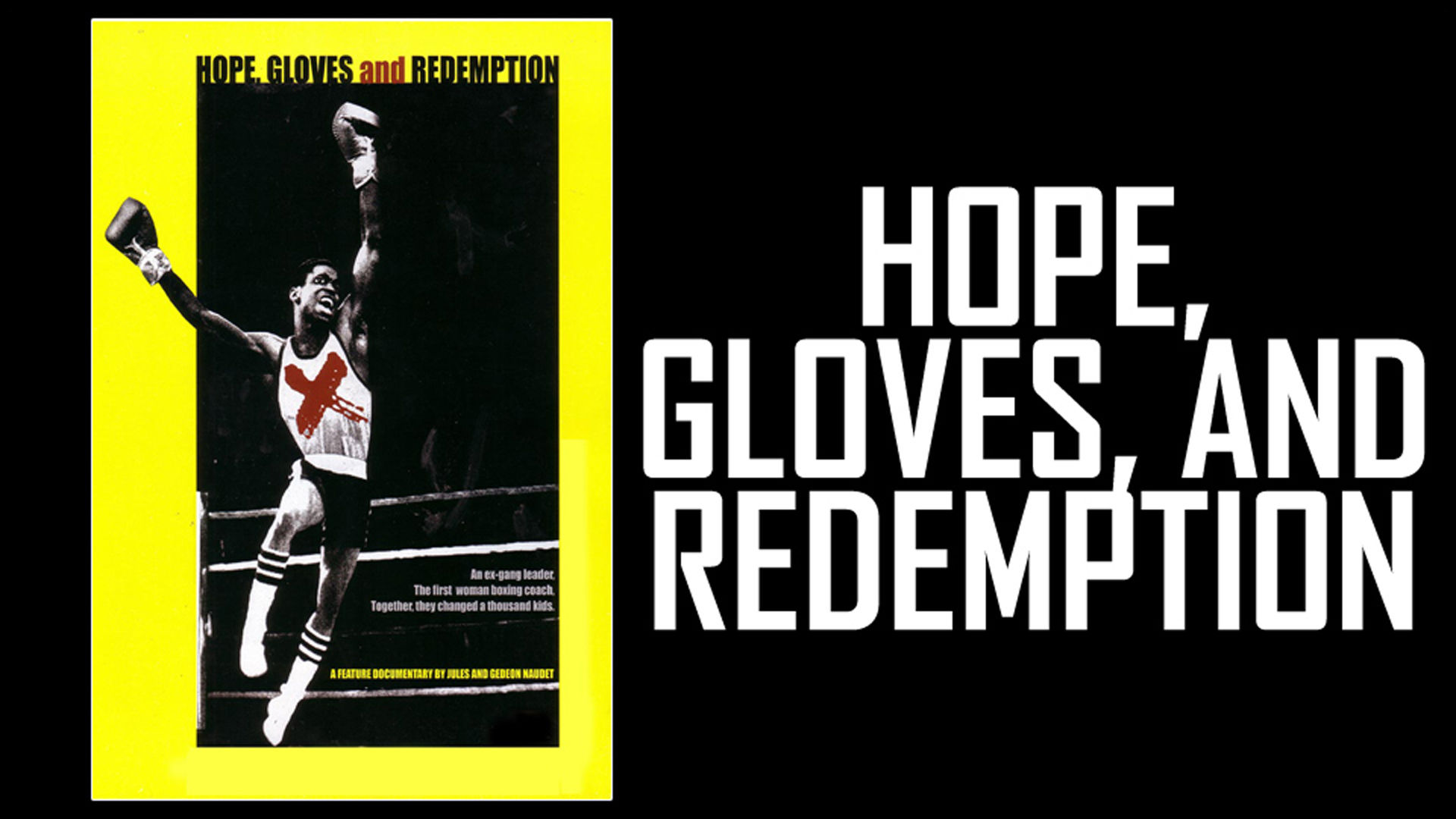 Hope Gloves And Redemption
