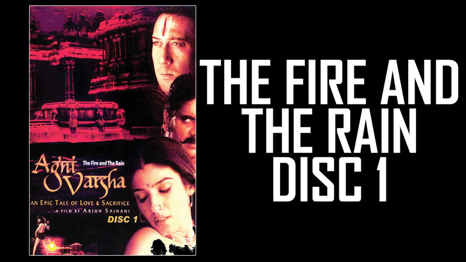 The Fire And Rain 1