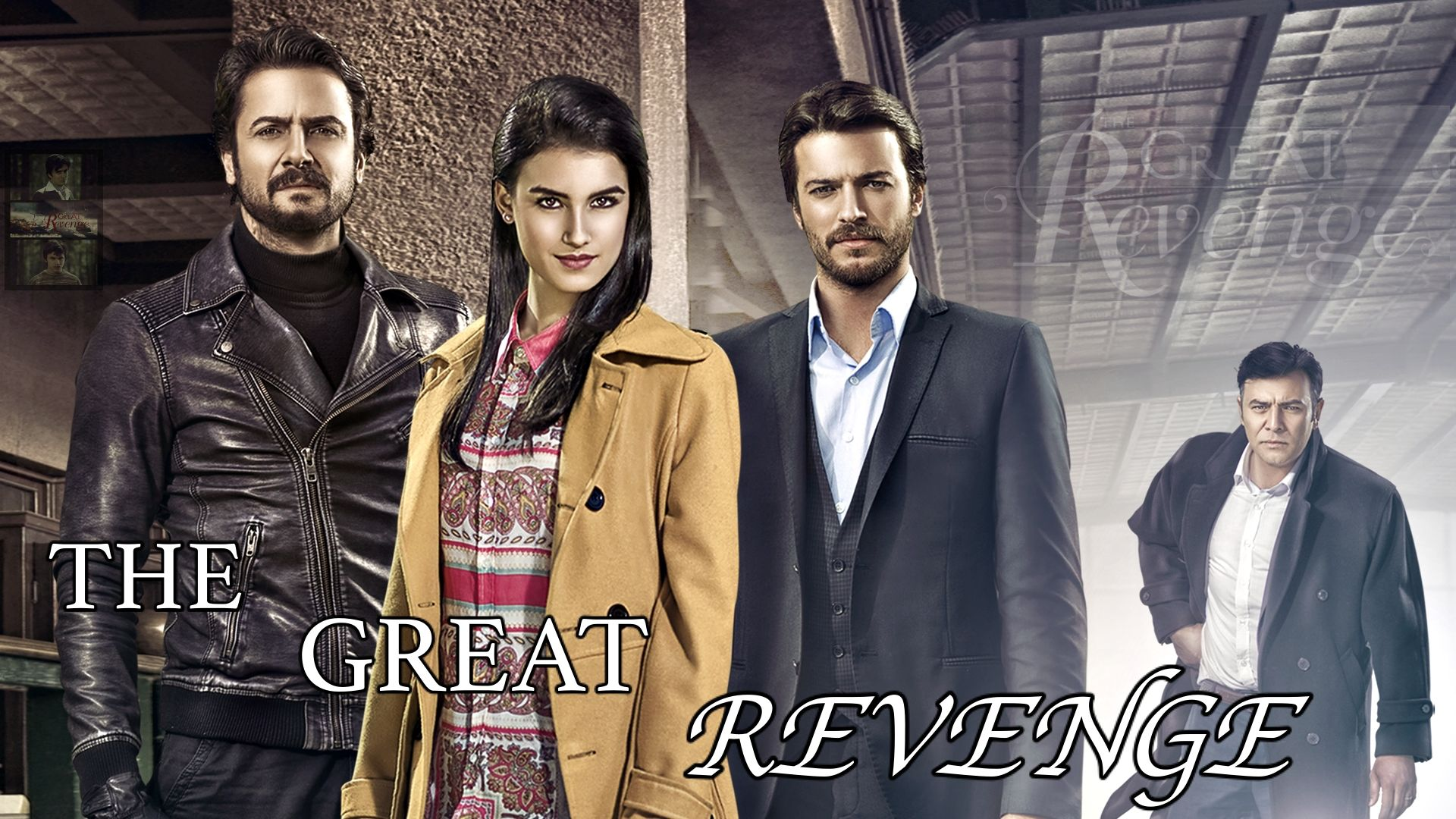 The Great Revenge Ep 1